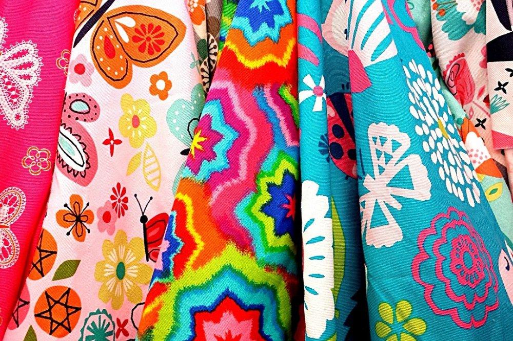Breng wat kleur in je kleerkas