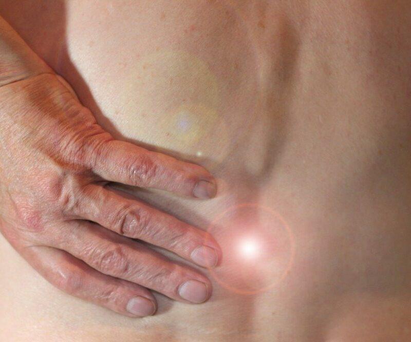 Chronische rugpijn voorkomen