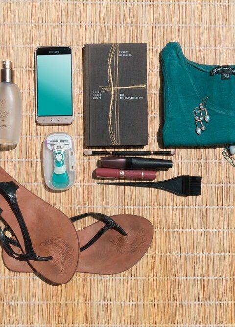 Make-up geheimen essentiële make-up voor onderweg
